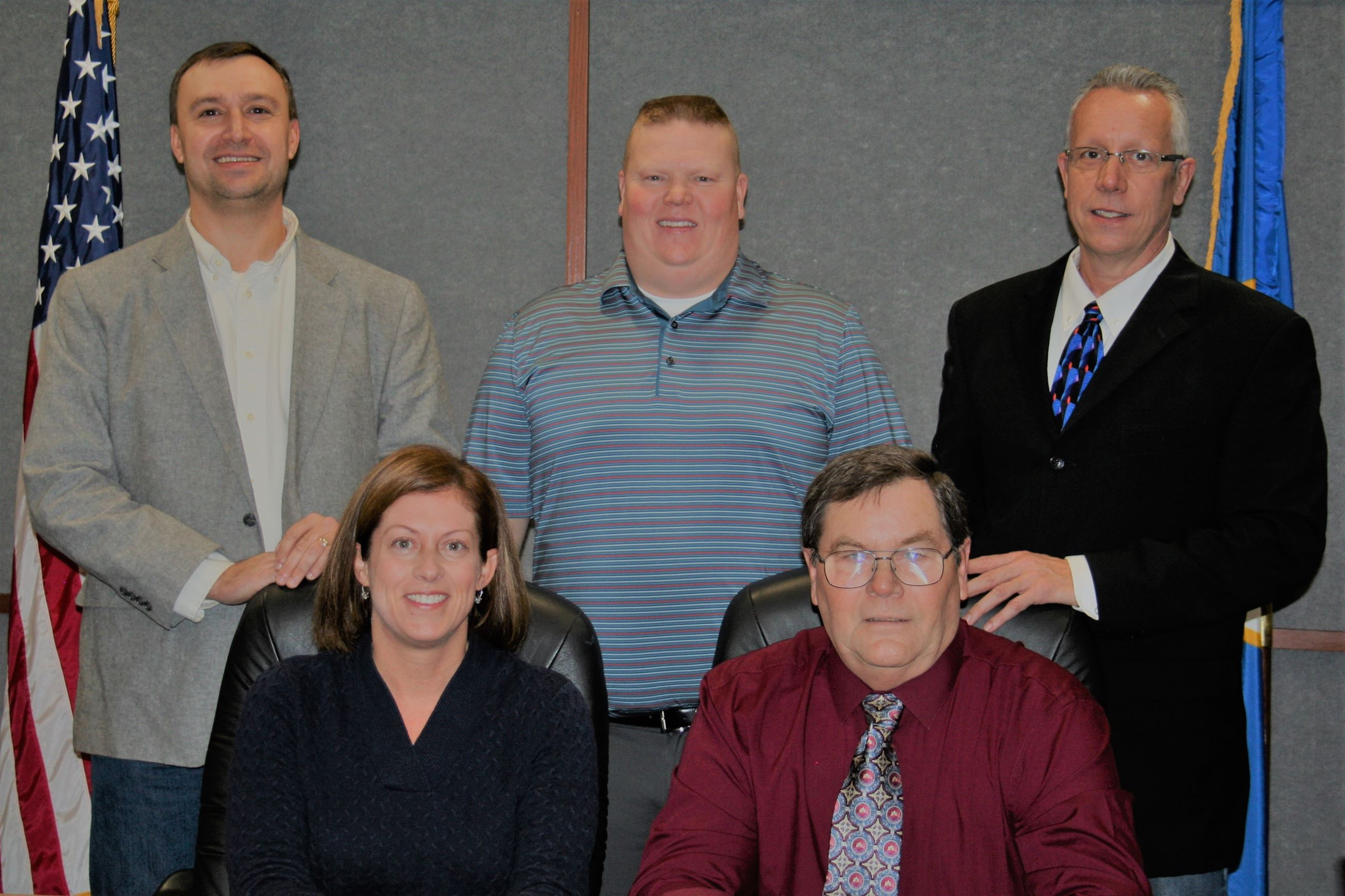 Council Group Pic - 2019